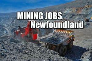 Mining Jobs In Newfoundland   Industrial Job Shop