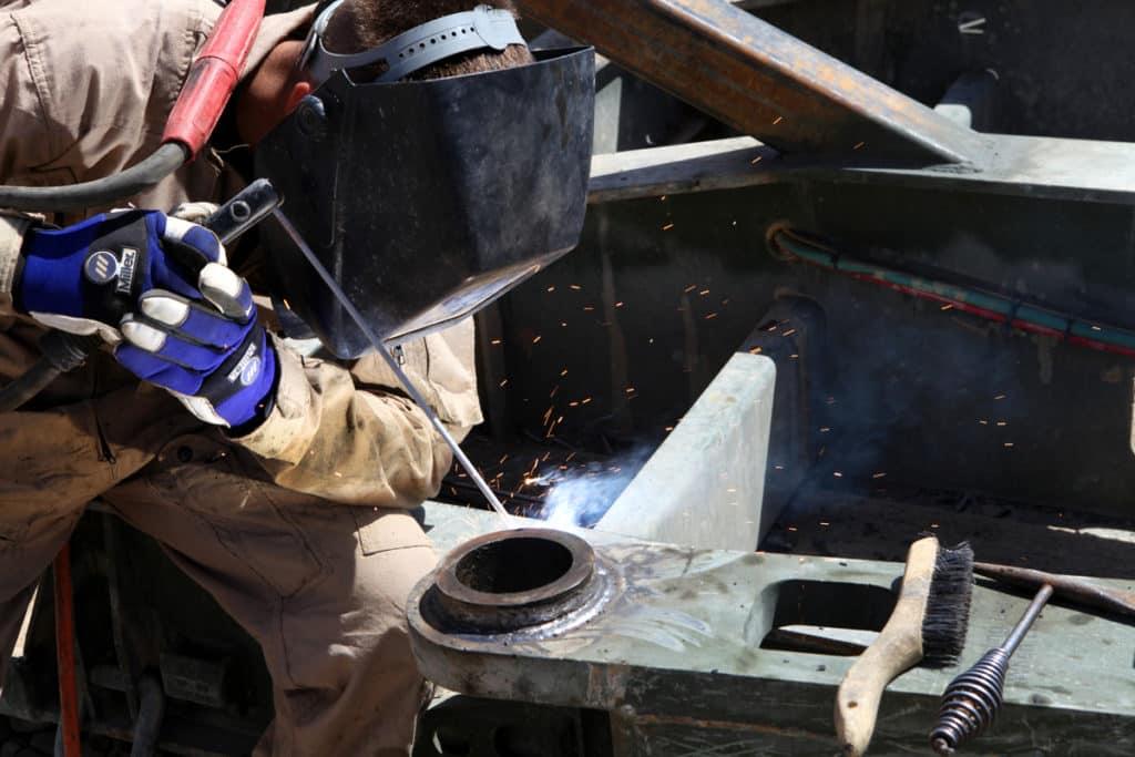 Entry Level Welding Jobs In Louisiana